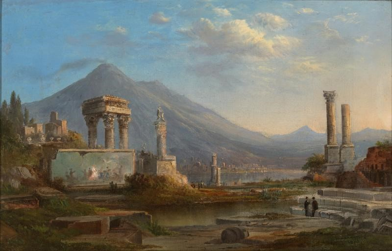 Duncanson Vesuvius