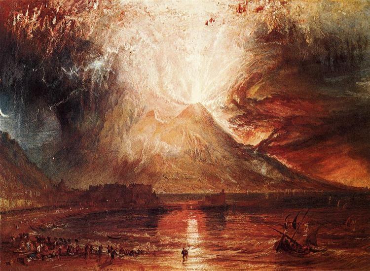 Turner Vesuvius