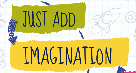 Just Add Imagination logo