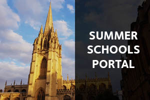 Summer Schools Portal: Click here to find out about our Summer Schools