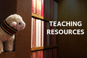 Teaching Resources: Click here to access our teaching resources, from lesson plans and online materials to reading lists you can share with your pupils.