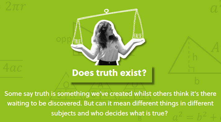 Oxplore: Does truth exist?